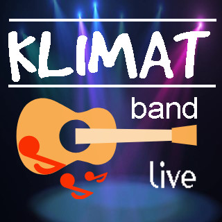 Klimat band logo small